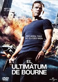 El ultimátum de Bourne (2007) [Latino]