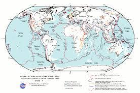 Tectonic Plate Map How Earthquakes Work U2013 Uraha Foundation Germany E V