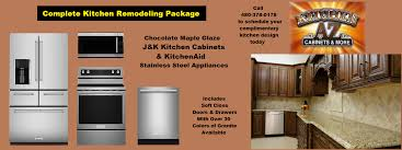 Complete Kitchen Cabinets Cabinets Kitchenaid Appliance Package Sales Chandler Az