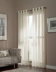 melrose shimmer sheer grommet curtain panel curtainworks com