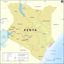 Map Of Kenya Africa by Water Withdraws And Uses Engr 360 Water In Africa Technology