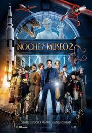 Noche en el museo 2 (2009) [Latino]
