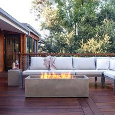 Brown Jordan Fire Pit by Yliving On Twitter