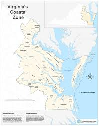 Map Of West Virginia Counties Virginia Deq What Is The Virginia Coastal Zone Management Program