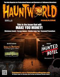 hauntworld magazine issue 41 and how to build the ultimate