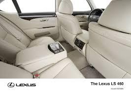 2007 lexus ls 460 interior ls 460 interior 2007 2010 toyota uk media site