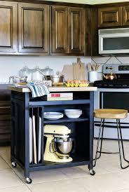 best 25 rolling kitchen island ideas on pinterest rolling