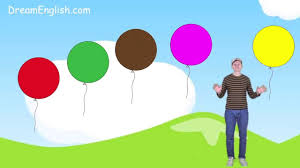 Color Or Colour by Color Song For Kids Learn 9 Colors Youtube