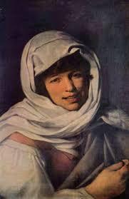 Bartolomé Esteban Perez Murillo: Mädchen mit der Münze (Die Galicierin) - bartolome-esteban-perez-murillo-maedchen-mit-der-muenze-(die-galicierin)-07158