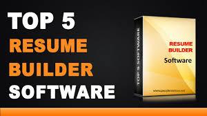 live resume builder best resume builder software top 5 list youtube best resume builder software top 5 list