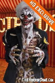 Clowns Halloween Costumes Laugh Zombie Clown Halloween Costumes Horror Dome