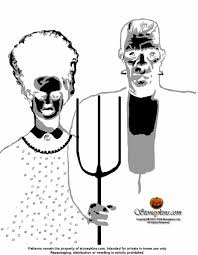 raven pumpkin template bride of frankenstein stencils image information