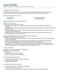 Resume Template With Photo     good samples of basic resume