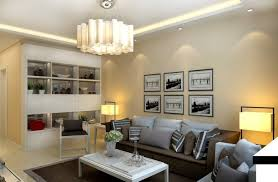 Nice Livingroom Modern Living Room Lights Ideas With Nice Standing Lamp And