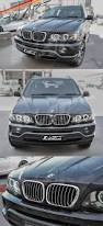 Bmw X5 E53 - chrome m style front kidney grill grille for bmw x5 e53 00 03 pre