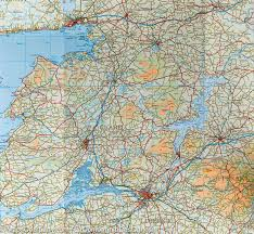 Map Of Western Europe by Map Of Ireland West Ordnance Survey U2013 Mapscompany