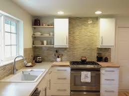 kitchen mosaic tile backsplash ideas with stove hoods plus
