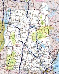 Large Map Of Usa by Large Detailed Roads And Highways Map Of Vermont State With