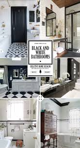100 black and white bathroom decor ideas top 20 bathroom