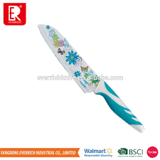 Colorful Kitchen Knives Non Stick Coating Kitchen Knife Non Stick Coating Kitchen Knife