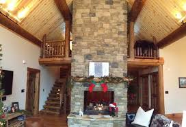 Open Floor Plans Log Homes Overview Of Blackhawk Floor Plan Yellowstone Log Homes