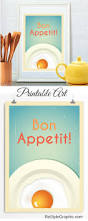food printable art poster kitchen printable poster for your home