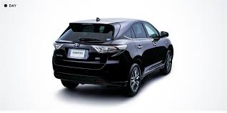 lexus harrier new model toyota harrier zion auto gallery