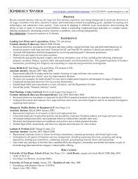 Sample Attorney Resume Solo Practitioner by Corporate Attorney Resume Virtren Com