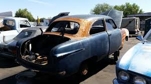 lexus junkyard los angeles 1951 ford 2 door sedan u2013 junkyard find