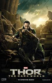 Thor and Loki Star in New The Dark World Posters - IGN