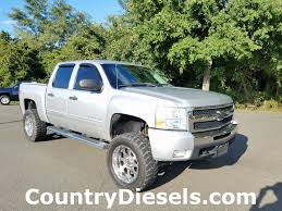 2010 used chevrolet silverado 1500 lt lifted at country diesels