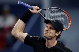 Andy Murray says crying helped earn respect as he guest edits     Andy Murray celebrates his win