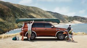 nissan armada new body style new nissan armada buy lease and finance offers woburn ma