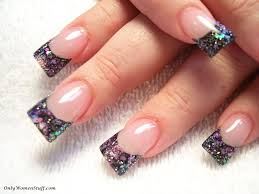 33 cute long nail art designs with pictures