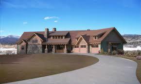 craftsman house plans home design 161 1031