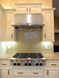 Kitchen Backsplash Samples Khaki Glass Subway Tile Subway Tile Outlet