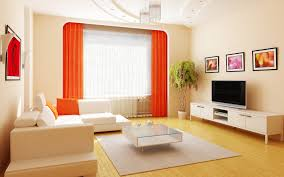 Living Room Curtain Looks Brown Modern Curtain For Modern Livingroom Looks In Modern Sofa