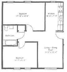 Two Bedroom Apartment Floor Plans Small Two Bedroom Apartment Floor Plans Google Search
