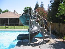 vortex pool slide official s r smith products