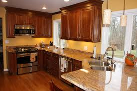 Rustic Kitchen Backsplash Kitchen Cabinets White Cabinets Dark Quartz Chrome Cabinet Knobs