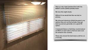 replacing your rv blinds with a pleated day night rv shade