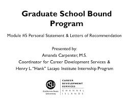 Letter of intent personal statement graduate school   pdfeports        FAMU Online