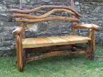 The Beautiful <b>Garden Bench</b> for Outdoor Home: Wooden <b>Garden Bench</b> <b>...</b>