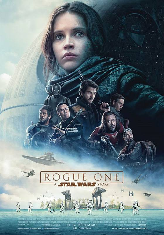 ROGUE ONE DIEULOIS