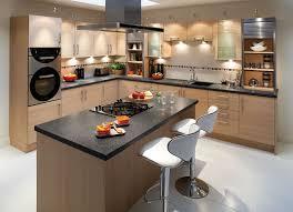 working with a kitchen designer for interior decoration of kitchen