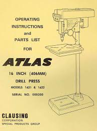 atlas clausing 16