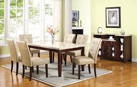 Acme Furniture Dining Room Set Dining Room Tables With Marble Top