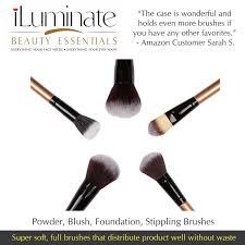 amazon com 22pc professional makeup brush set make up brush