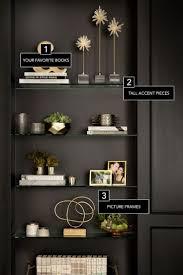 bookcase decor home design ideas