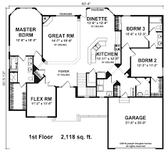 13 house plans with views on the rear images double ranch style